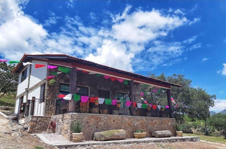 阿瓜斯卡连特斯的民宿