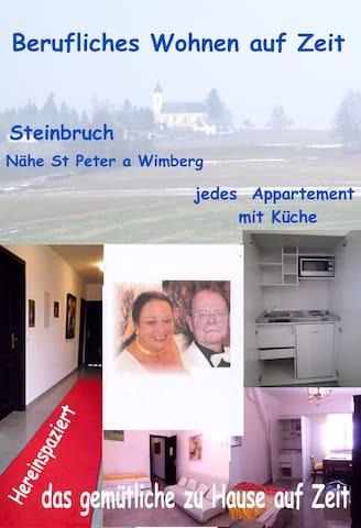 Steinbruch的民宿