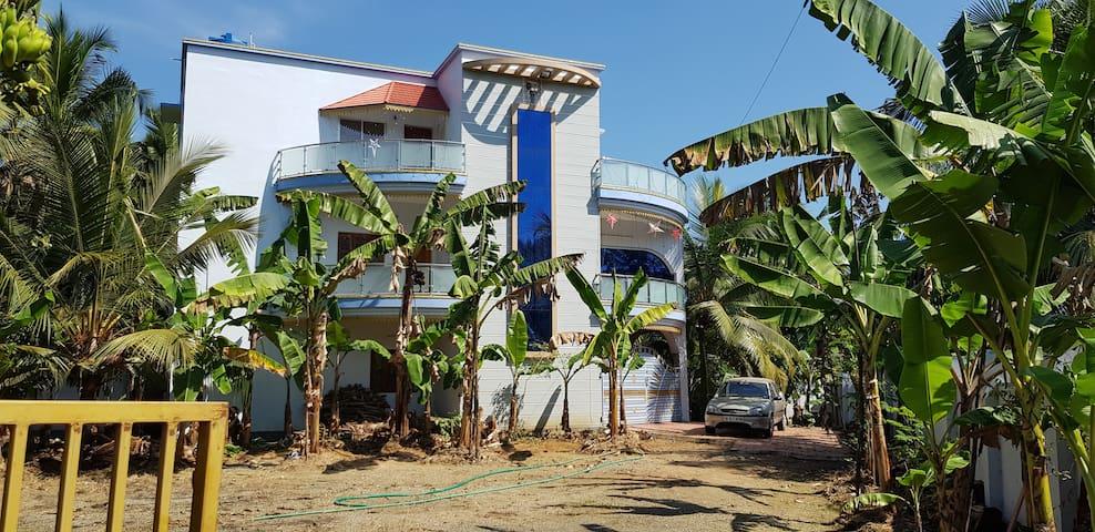 Kumaracoil的民宿