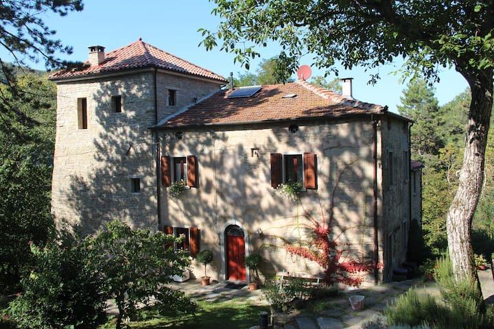 Casola Valsenio的民宿