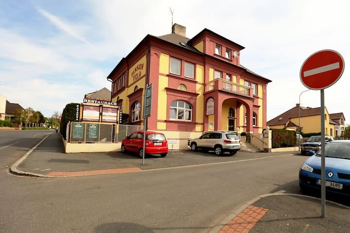 Domažlice的民宿