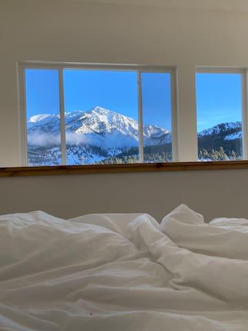 阿尔派恩(Alpine)的民宿