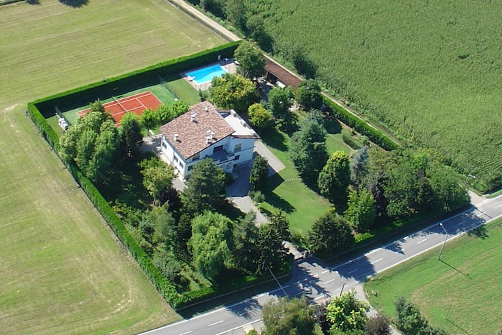 Appartamento in Villa Liana