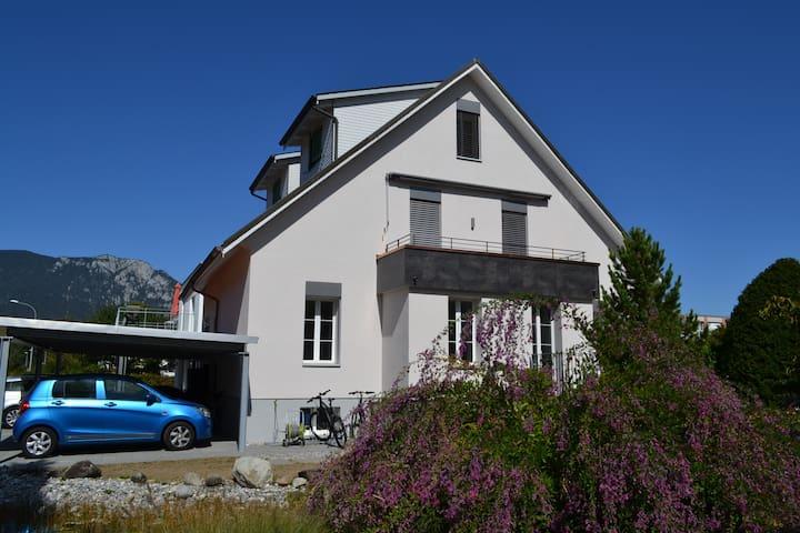 Zuchwil的民宿