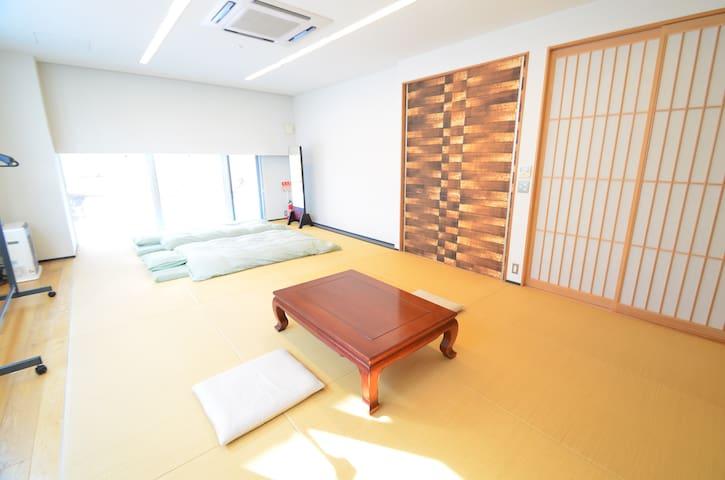 小樽市的民宿