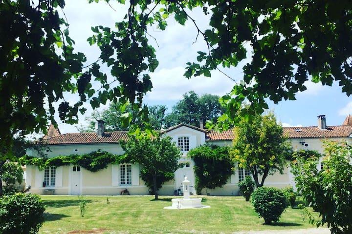 Rioux-Martin的民宿