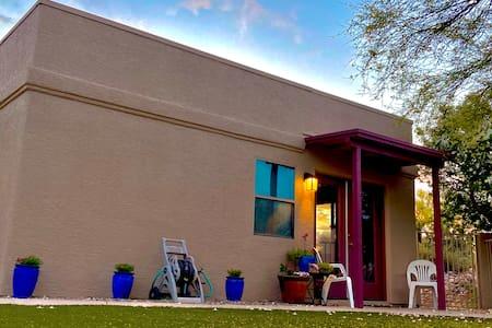 Private Tucson Sonoran Desert Guest House