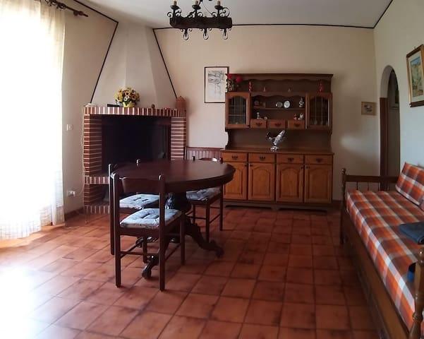 Scandriglia的民宿