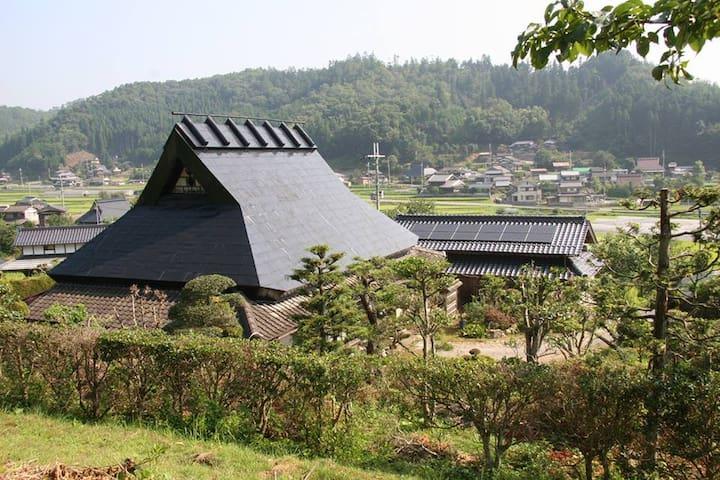 Kyōtanba-chō, Funai-gun的民宿