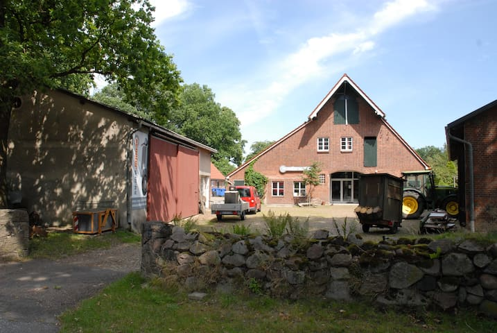 Neu Wulmstorf的民宿