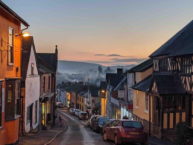 Shropshire的民宿