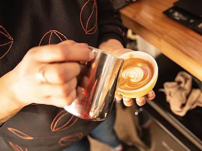 La ruta del café en Villa Crespo