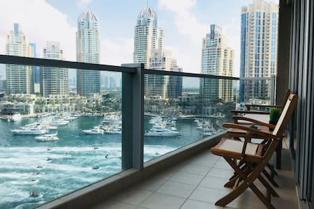Full Marina View | Large 3 Bedrooms | Waterfront