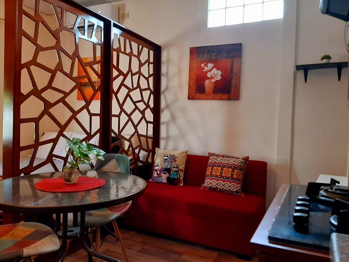 Moderna Suite monoambiente en Urdesa!!