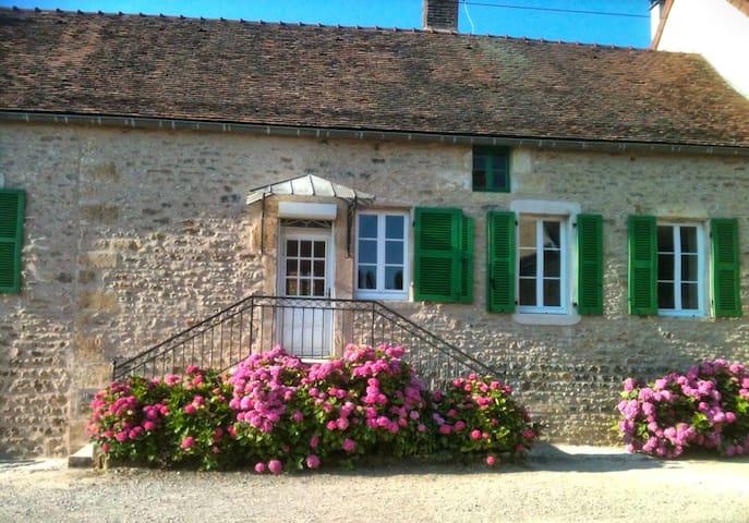 Pouillenay的民宿