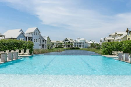 Walk to the Beach - Quiet Luxury at Cinnamon Shore