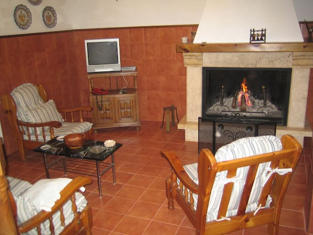Valdealcón的民宿