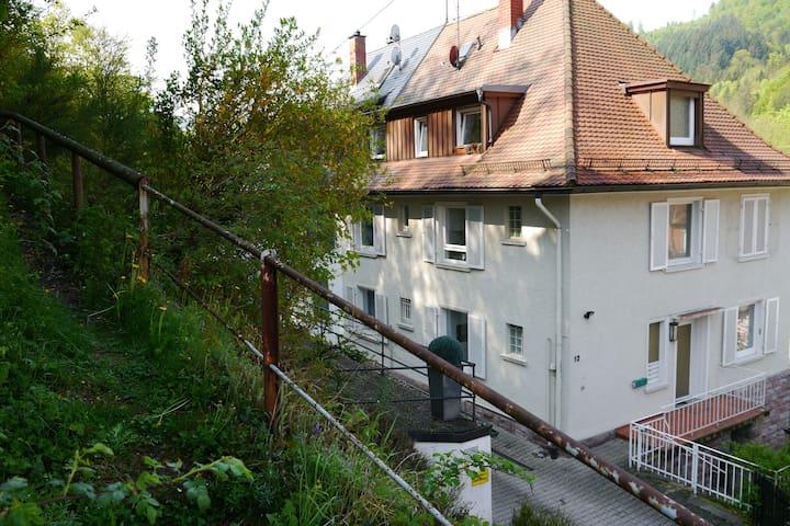Baden-Baden的民宿