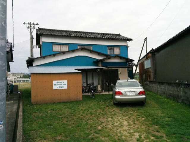 T-Port Japanese style House