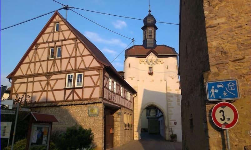 Neu-Bamberg的民宿
