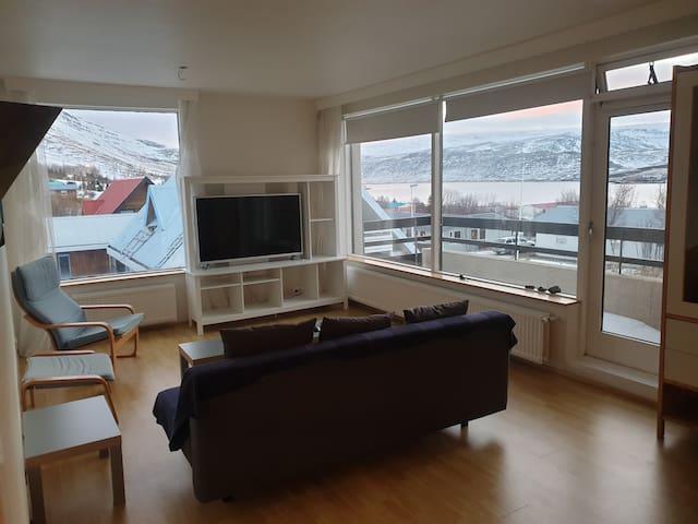 Tálknafjörður的民宿
