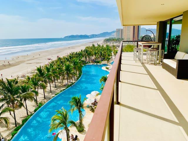 La Isla Residences Exclusive, Ocean Panoramic View