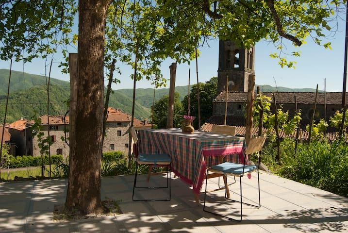 Guzzano-pieve di Controne的民宿