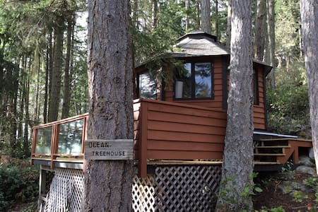 Ocean Treehouse