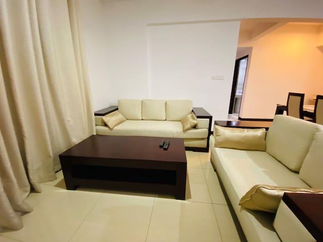 科伦坡的民宿
