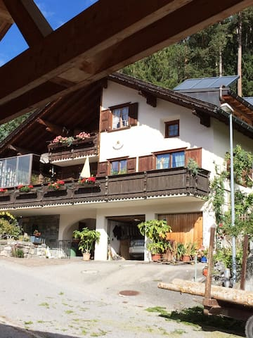 Albula/Alvra的民宿