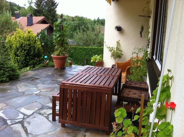 Appartment for up to 5 in Chiemgau area