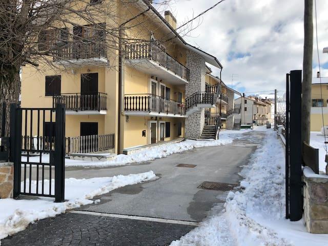 奥温多利 (Ovindoli)的民宿