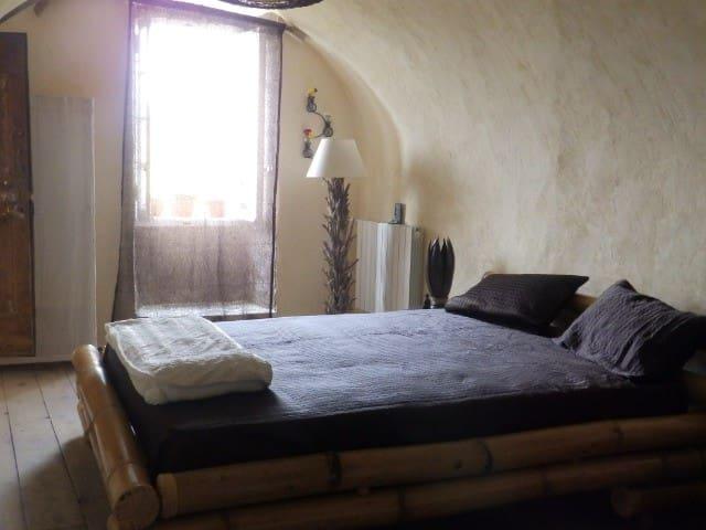Castello-di-Rostino的民宿