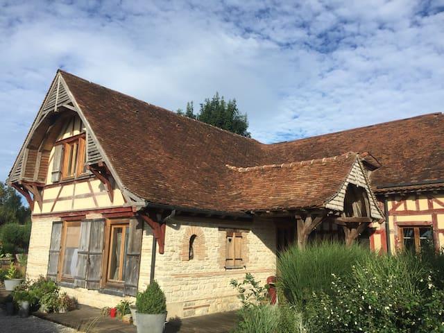 Lusigny-sur-Barse的民宿