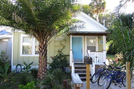 Blanco Street Cottage