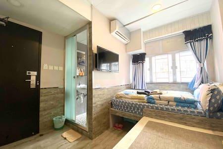 <Monthly$7500!>Bright Family Room in Tsim Sha Tsui