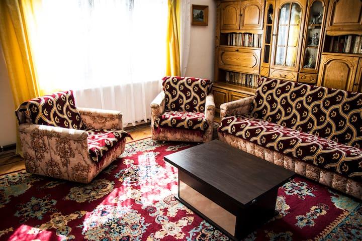 Câmpulung Moldovenesc的民宿