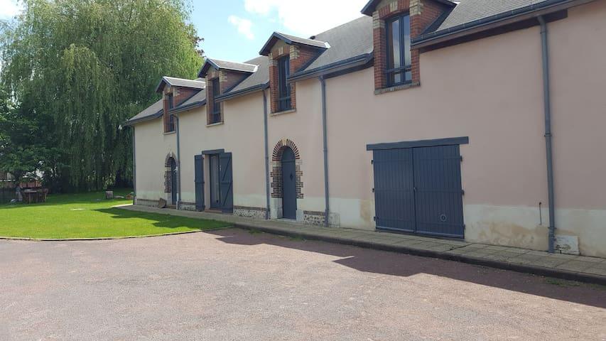 Saint-Prest的民宿