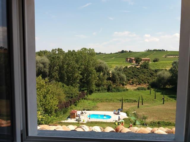 Nizza Monferrato的民宿