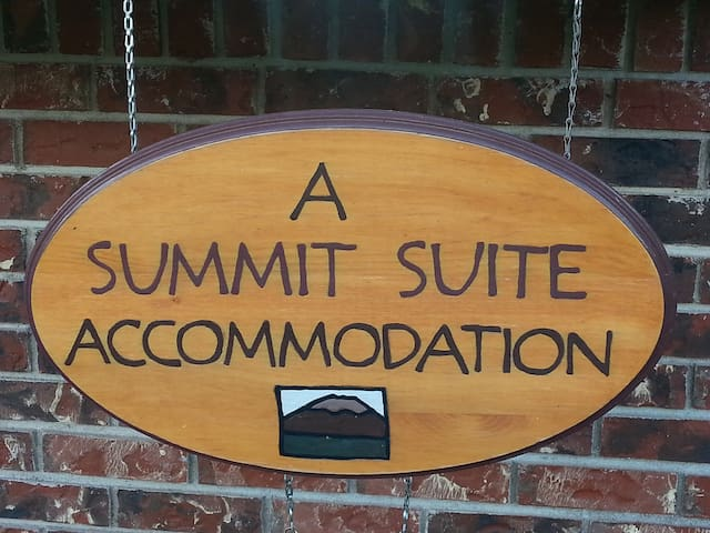 A Summit Suite Accommodation
