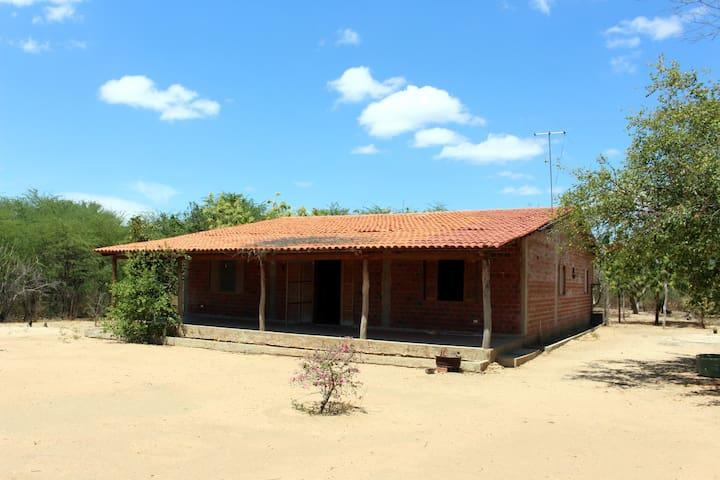 Serra Talhada的民宿
