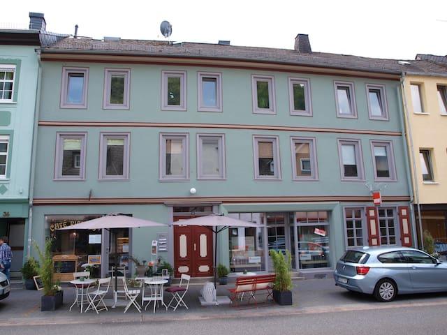 Ferienwohnung in Altstadthaus 70qm