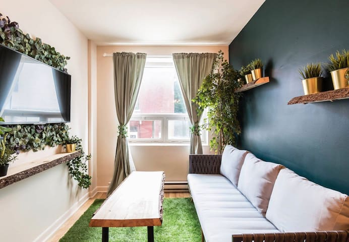 Lovely Appartement in downtown Montreal !