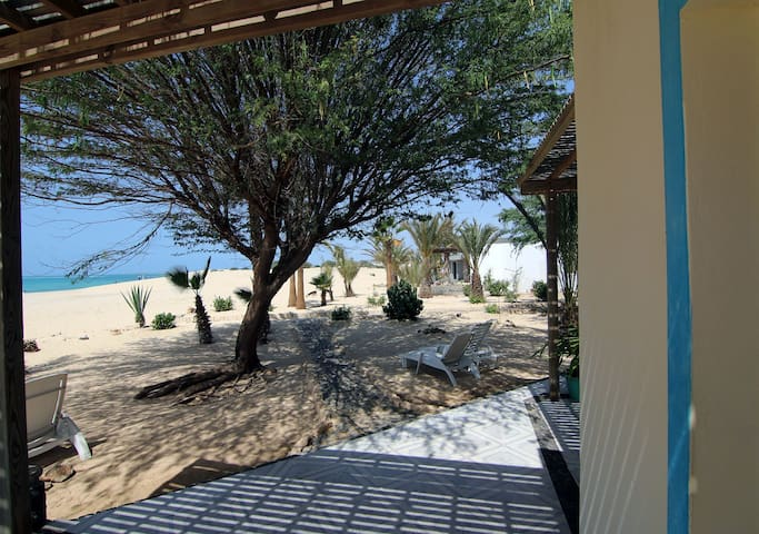 Chaves Beach的民宿