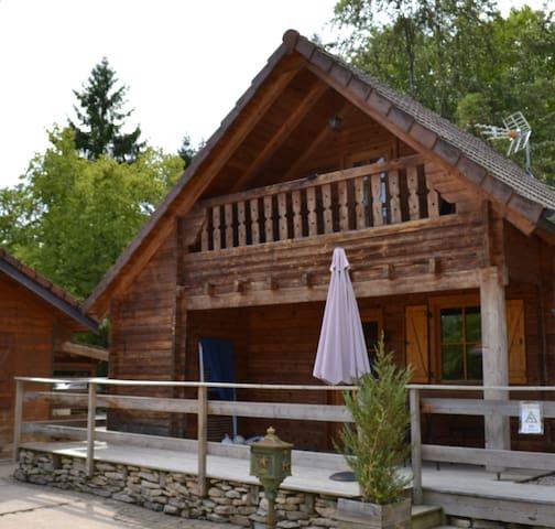 Andelot-en-Montagne的民宿