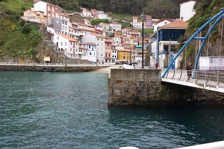 Acogedora casa situada en el anfiteatro del puerto