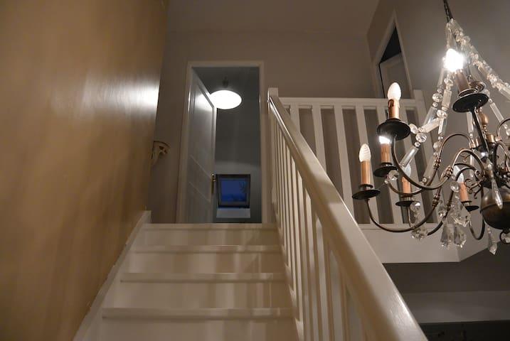 Chambres dans une maison au calme