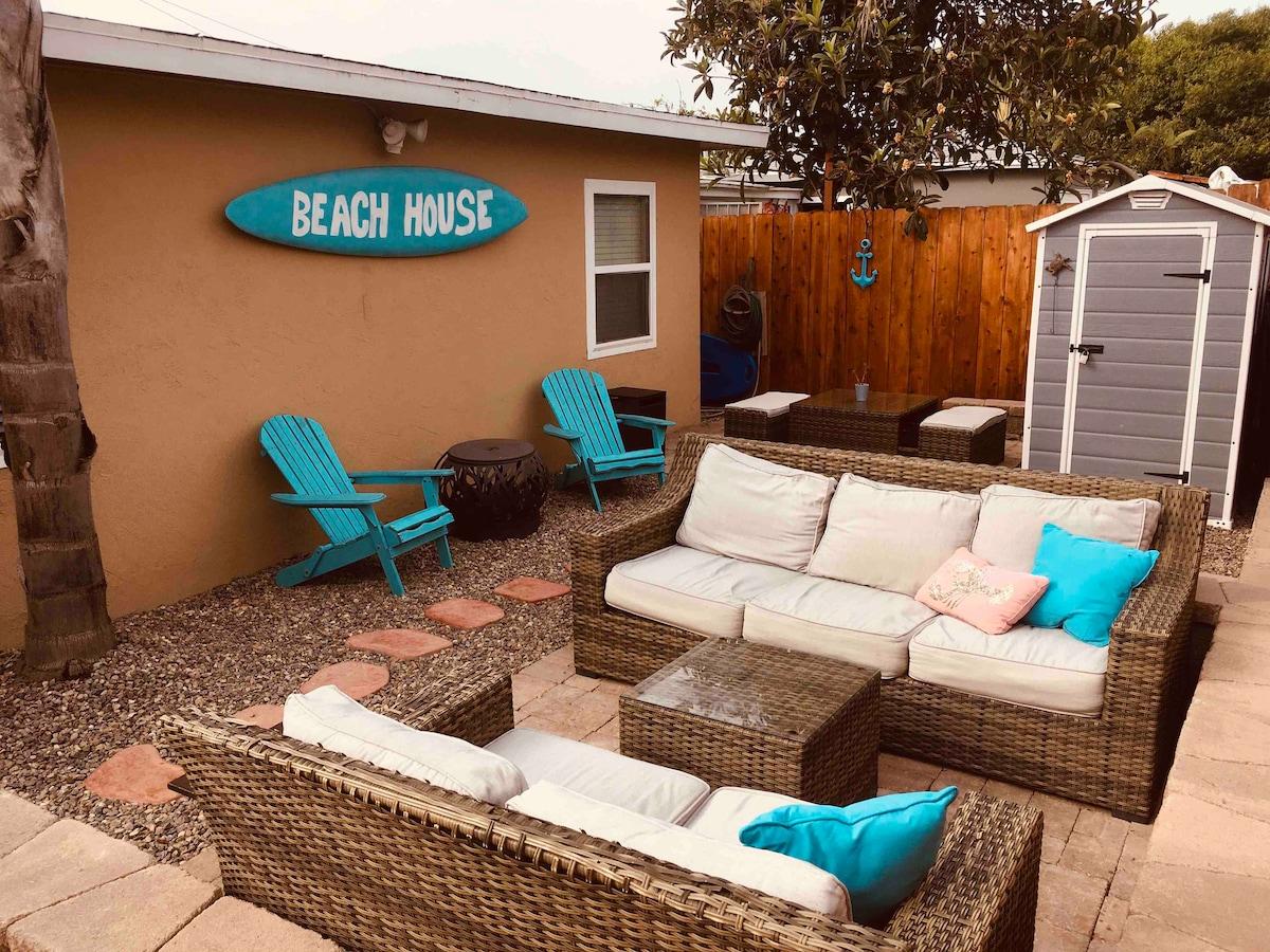 Serene Beach Cottage