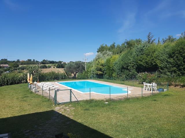 Pollenza的民宿