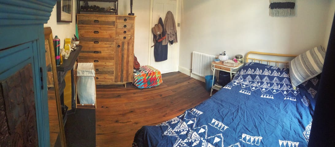Beautiful Room in Balham, 15 Minutes to Central